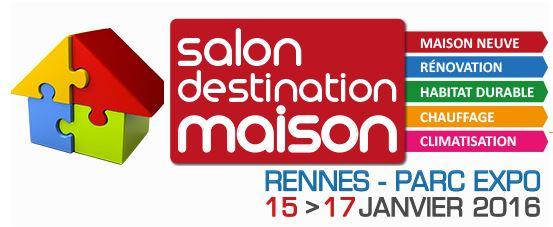Dbl constructions au salon destination maison de rennes 15 for Salon parc expo rennes